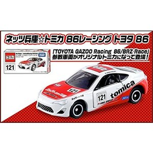 トミカ ネッツ兵庫 トミカ86レーシング トヨタ 86 2400010021657|minicars