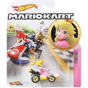 ホットウィール HW マリオカート【ピーチ姫】 2400010044564