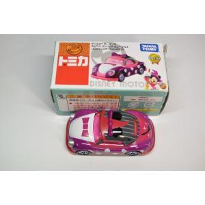 トミカ ディズニーモータース ポピンズ バンパイア ミニーマウス ハロウィンエディション  G110...