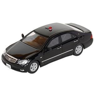 ヒコセブン RAI'S 1/64 トヨタ クラウン 180系 警察本部交通覆面車両 (黒)2400010000720|minicars