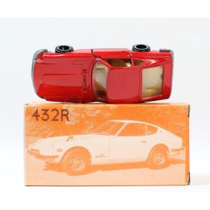 トミカ 日本製 アイアイアドカンパニー特注 フェアレディZ 432R 2400010016493|minicars