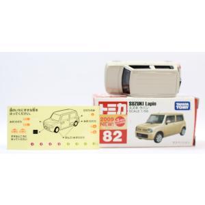 トミカ No.082 スズキ ラパン (箱) 可2400010017056 minicars