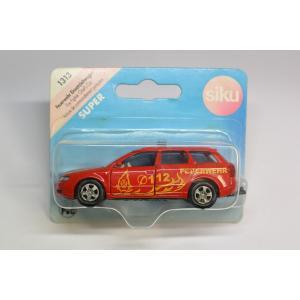 「SIKU SUPER」 (ジク・スーパー)シリーズ 消防司令車  1313 G323|minicars