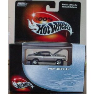 100%HotWheels collector No.03 2003 1969 CHEVELLE|minicars