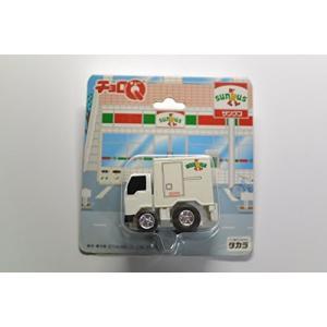 チョロQ サンクス 配送車 2002|minicars
