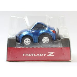 開封品 Z33 フェアレディZ ブルーメタリック 箱傷み H816|minicars