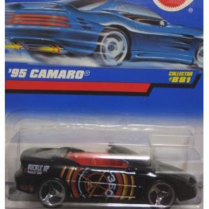 ホットウィール ミニカー 95 CAMARO