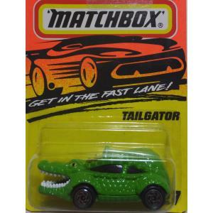 マッチボックス ミニカー  TAILGATOR