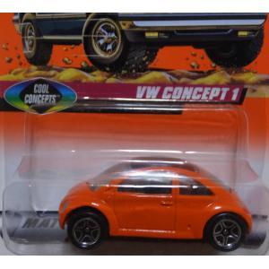 マッチボックス ミニカー VW CONCEPT 1