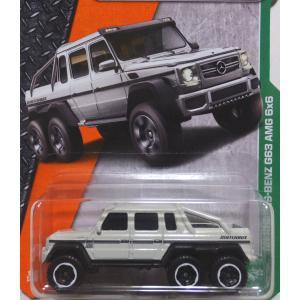 マッチボックス ミニカー  MERCEDES-BENZ G6...