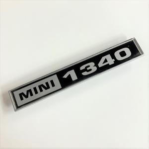 リアエンブレム(MINI1340) minimaruyama
