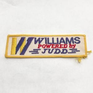 WILLIAMS F1 ワッペン|minimaruyama