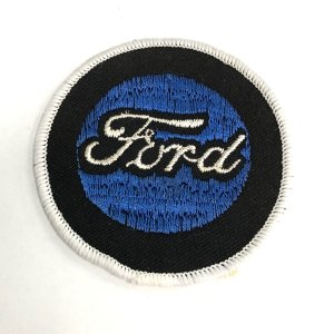 【現品】 Ford ワッペン|minimaruyama