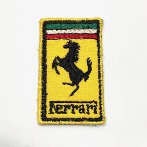 Ferrari ワッペン|minimaruyama
