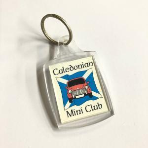 【現品】 Caledonian Mini Club キーホルダー|minimaruyama