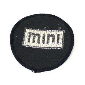 【現品】 MINI ワッペン|minimaruyama