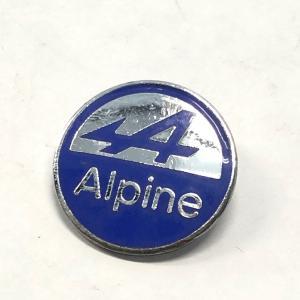 【現品】 Alpine バッチ|minimaruyama