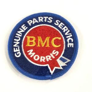 BMC ワッペン ブルー|minimaruyama