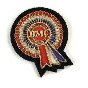 BMC ワッペン ブラック|minimaruyama
