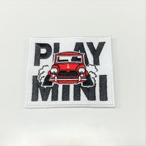 PLAY MINI ワッペン|minimaruyama