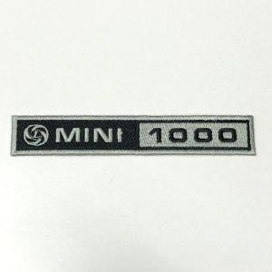 MINI1000エンブレム風ワッペン|minimaruyama
