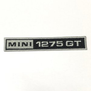 MINI1275GTエンブレム風ワッペン|minimaruyama