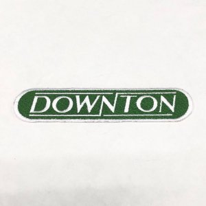 DOWNTON ワッペン|minimaruyama