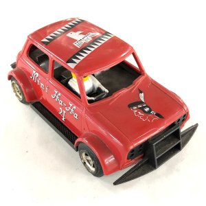 SCALEXTRIC Mini Ha-Ha 4 スロットルカー|minimaruyama