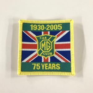 MG 75YEARS ワッペン|minimaruyama