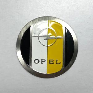 OPEL 円型 プレートステッカー minimaruyama