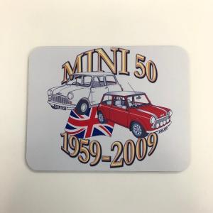 【現品】 マウスパッド MINI 50 1959-2009|minimaruyama