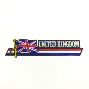 UNITED KINGDOM デカール|minimaruyama
