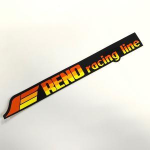 【現品】 RENO racing line ステッカー minimaruyama
