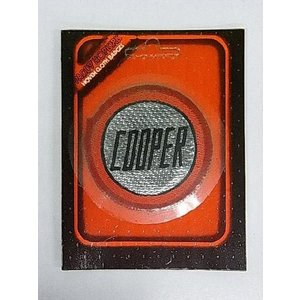 COOPER ワッペン|minimaruyama