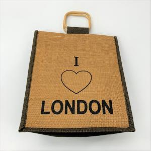 エコバッグ・I LOVE LONDON minimaruyama