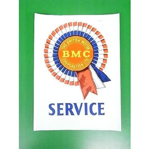 BMC SERVICE ステッカー|minimaruyama