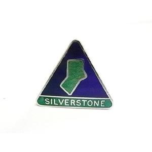 【現品】 Silverstone バッチ|minimaruyama