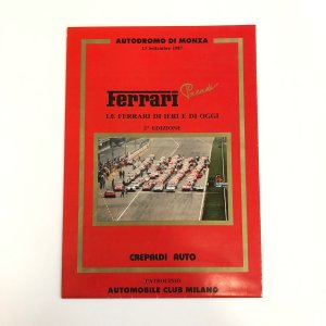 Ferrari DAY ポスター|minimaruyama