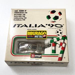 ブラーゴ 1/87 Ferrari F40 キーホルダー|minimaruyama