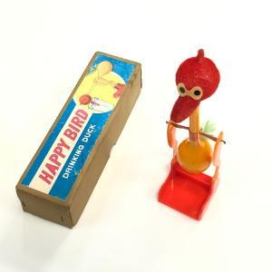【現品】 DRINKING DUCK おもちゃ minimaruyama