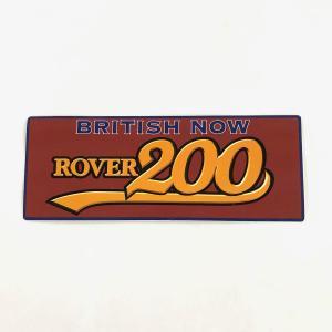 ROVER200 ステッカー ブラウン minimaruyama
