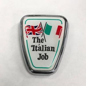 フロントエンブレム・The Italian Job|minimaruyama