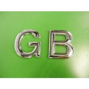 GB プラスチック ステッカー  minimaruyama