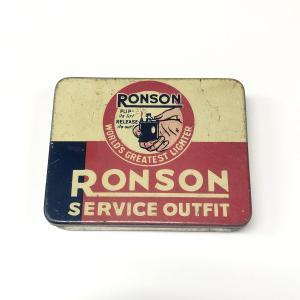 【現品】 RONSON SERVICE OUTFIT minimaruyama