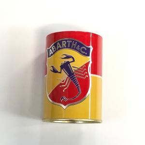ABARTH 缶 minimaruyama
