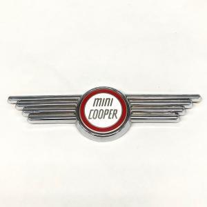 ウイングタイプ・フロントエンブレム七宝メダル(mini cooper)|minimaruyama