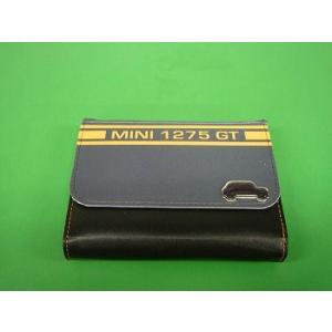ミニロゴ入り財布・ミニ1275GT minimaruyama