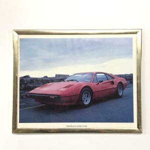 【現品】 Ferrari 308GTB 写真額入り|minimaruyama
