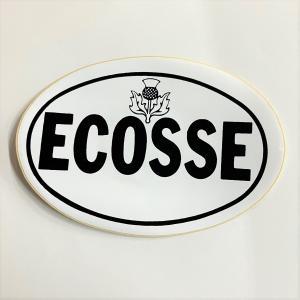 ECOSSE ステッカー|minimaruyama