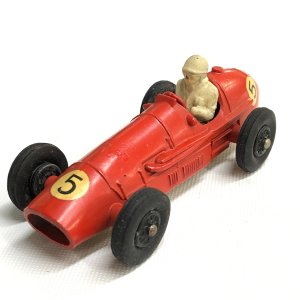 新品 絶版 THE CRESCENT TOY Ferarri 2 5 LITRE G/PRIX|minimaruyama